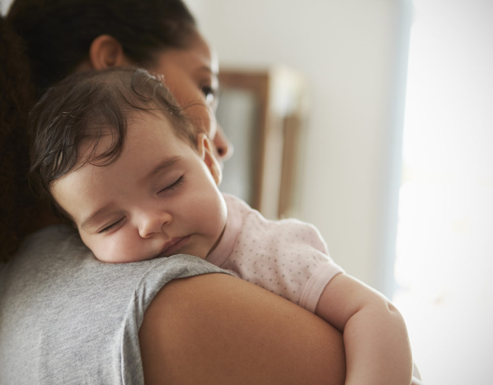 Fire safety tips for parents of newborns