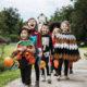 kids halloween costumer party burnt hills